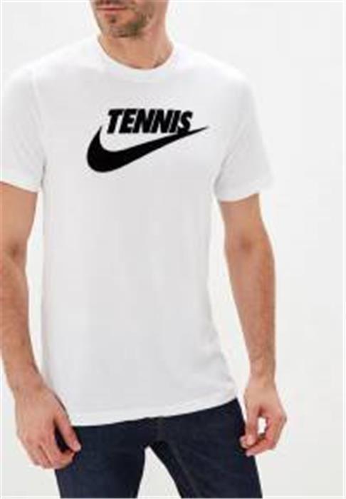 Tee Shirt Nike court Dry Fit tennis CJ0429 100 Ecosport Tennis
