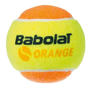 Balles Babolat Orange Box x 36 jaune
