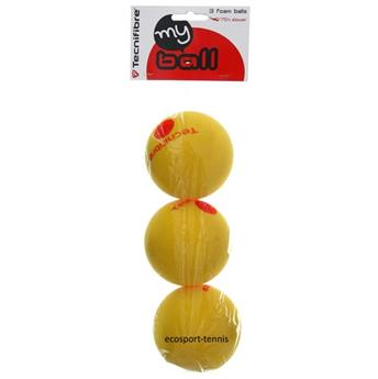Balles Mousse My Ball Tecnifibre X 3