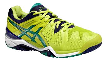 Chaussure Asics Gel Resolution 6  E503Y c 0588