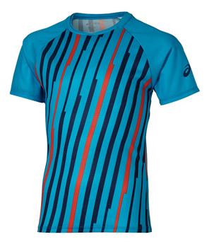 Tee Shirt Asics Graphic SS top Junior 130902 c 0823
