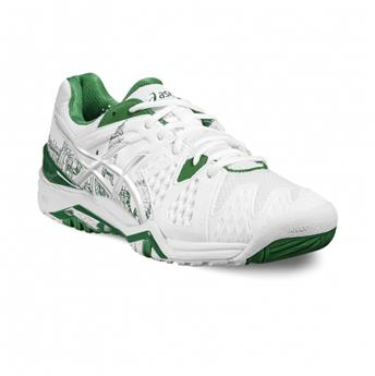 Chaussures Asics Resolution 6 L.E London E 617Y   C 0193
