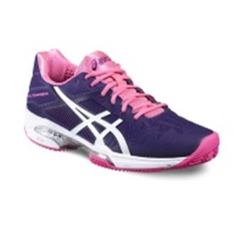 Chaussure Asics Gel Solution Speed 3 Clay W E 651N C 9020 Ecosport Tennis