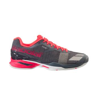 Chaussure Babolat Jet all court Women gris rose