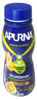 Apurna Boisson de Recuperation orange 300 ml