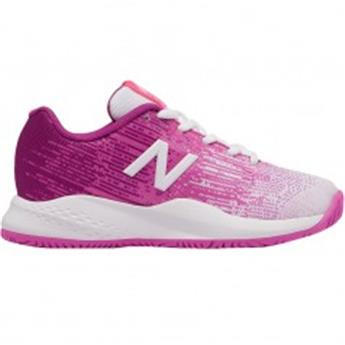 34747526cb Chaussure New Balance jr KC996 rose 2017