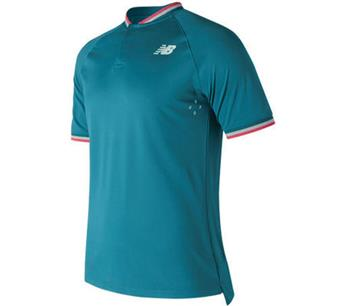 Tee Shirt New Balance Tournament Henley  lak lake