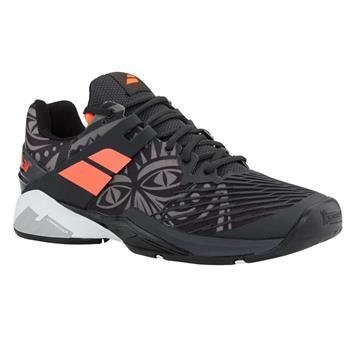Chaussure Babolat Propulse  Fury ac men tribal noir