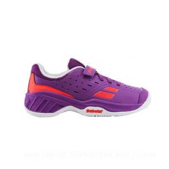 Chaussure Babolat  Pulsion ac junior parme