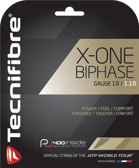 Garniture Tecnifibre X-ONE biphase