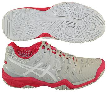 Chaussure Asics Gel Resolution 7 w  E751Y c 9601