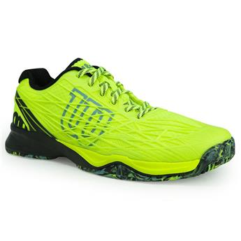 Chaussures Wilson Kaos men  safety yellow black wrs323390