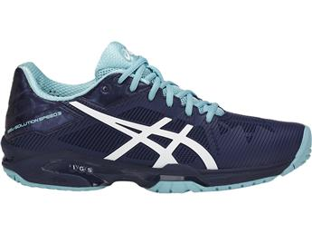 Chaussure Asics Gel Solution Speed 3 Clay W  E 651N C 4901