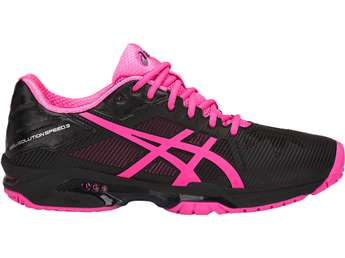 Chaussure Asics Gel Solution Speed 3 Clay W  E 651N C 9020