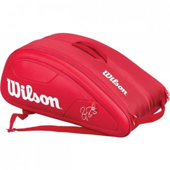 Sac Wilson Federer Dna 12 raq red 830712