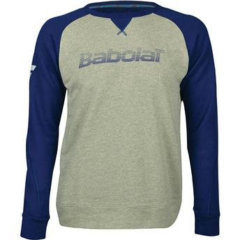 Sweatshirt  Babolat Core men  high rise heather