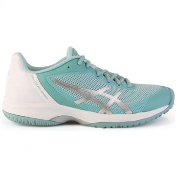 Chaussure Asics Gel court speed women E850N 1493 Ecosport Tennis