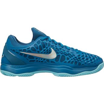 Chaussure Nike Zoom Cage 3 Clay Junior 918192-300 - Ecosport Tennis