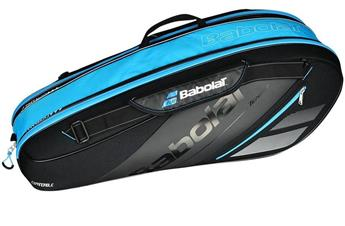 Sac Babolat Expandable Team line bleu