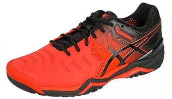 Chaussure Asics Gel Resolution 7  men  E701Y c 801