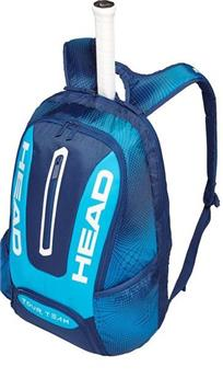 Sac Head Tour Team Backpack  bleu 283149