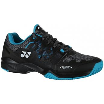 Chaussures Yonex Sonicage Clay men black/blue