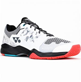 Chaussures Yonex Sonicage men white/black
