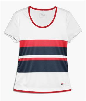 Tee Shirt Fila Samira junior Girl  FJL191011 c 006