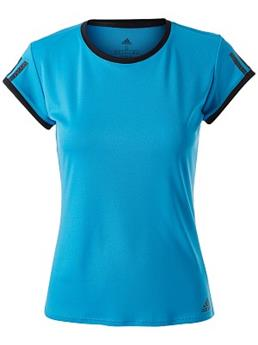 Tee shirt Adidas Club 3 stripes  women DU0959