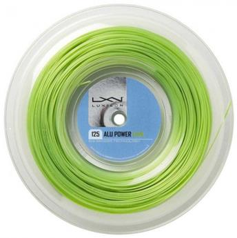 Bobine  Luxilon  BB  Alu  Power 125 limegreen