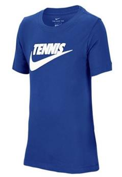 Tee Shirt Nike Court SS DFC Tennie Gfx junior CJ7758-481