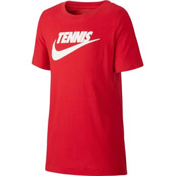 Tee Shirt Nike Court SS DFC Tennie Gfx junior CJ7758-687