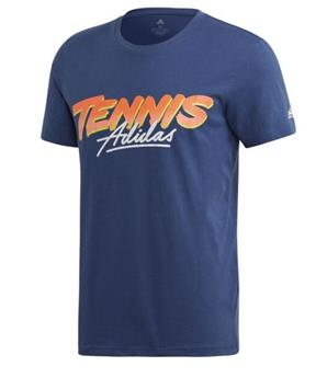 Tee shirt Adidas Script graph men FM4421