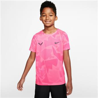 Tee Shirt Nikecourt  Dryfit  RaFa  junior CD2165-100