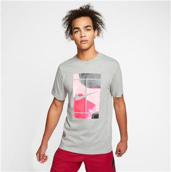 Tee Shirt Nike men Court Tennis CQ2422-063