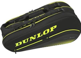 Sac Dunlop SX performance  thermo 8 raq noir/jaune