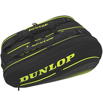 Sac Dunlop SX performance  thermo 12 raq noir/jaune