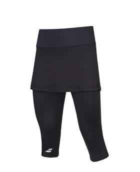 Babolat Exercise Combi skirt+capri women black