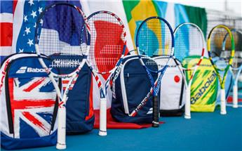Sac Babolat Backpack Classic Flag 20 usa