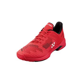 Chaussures Yonex Sonicage 2 clay men red