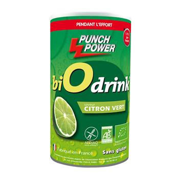 Boisson Biodrink punch power citron vert pot 500 grs