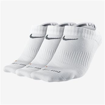 Chaussettes  NIKE X3  P  Invisibles blanc